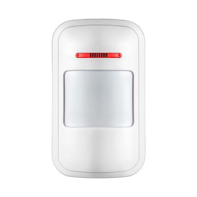High quality!433mhz Sensor 103 Zones GSM/PSTN SMS Home Burglar Security Voice Intruder Alarm System LCD Auto Dialer pir detector