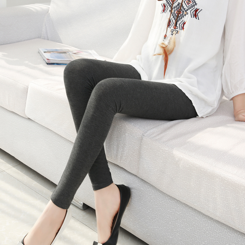women solid color Jeggings s- 7xl women Modal cotton leggings long legging pants grey black white 6XL 5XL 4XL 3XL XXL XL L M S женское платье andys 5xl m l xl xxl 3xl 4xl 5xl vestidos f27