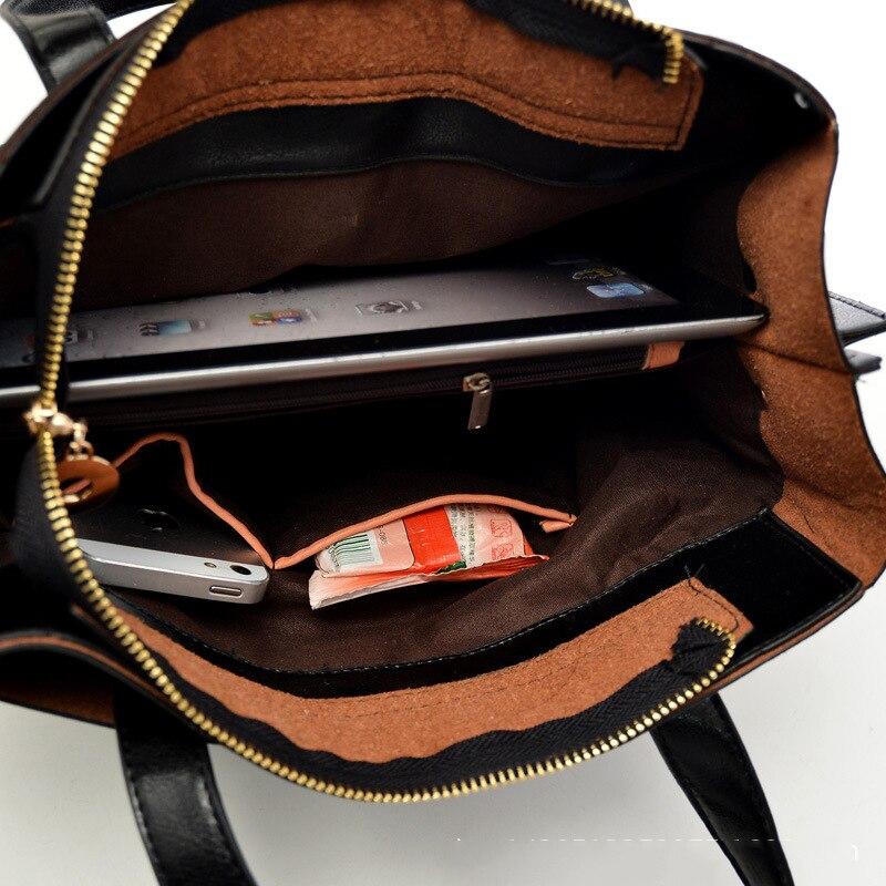 2018 frauen messenger bags handtasche über schulter tote crossbody - Handtaschen - Foto 6
