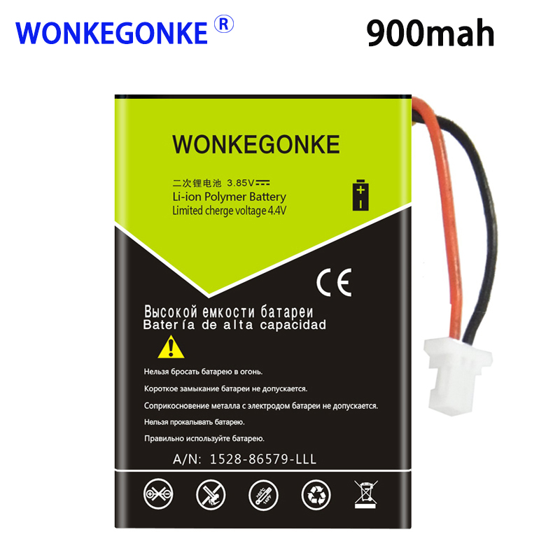 WONKEGONKE 900mah For Sony Portable Reader PRS-500 PRS-500U2 PRS-505 PRS-505SC/JP PRSA-CL1 Battery LIS1382(J)