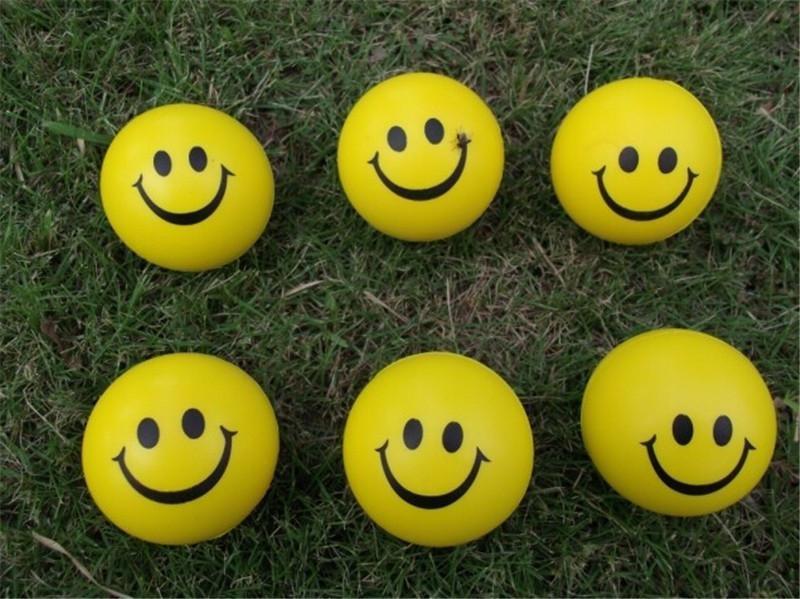 4pcs Cute Soft Antistress Balls Toys Outdoor Activities Entertainment Children Dog Pet Laugh Face Toy Antistress Balls Kids Toys