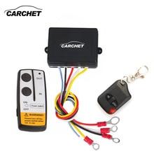 CARCHET DC 24V Winch Wireless Remote Control  for Jeep Truck ATV SUV Winch Wireless Remote Control Set Car Accessories цена 2017