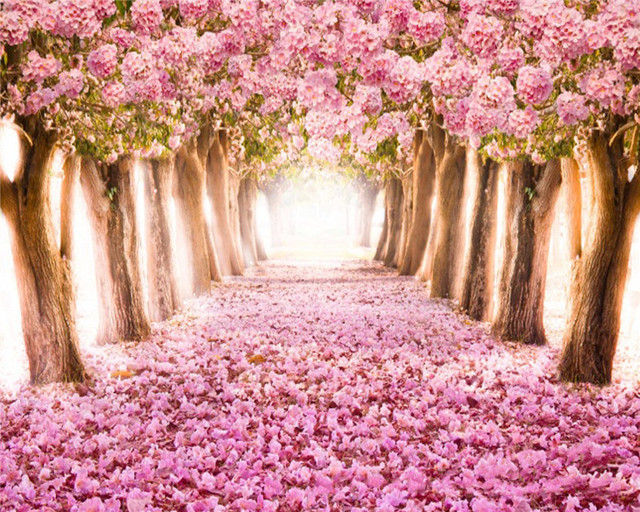 Free shipping diy 5d diamond embroidery paintings rhinestone flower free shipping diy 5d diamond embroidery paintings rhinestone flower trees pink color pictures drawing set for mightylinksfo Gallery