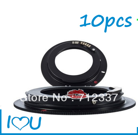 M42 to Canon EOS EMF AF Confirm Focus Confirmation Mount Adapter ...