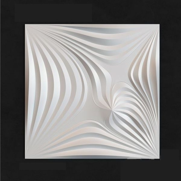 Plastic Mold For Plaster 3d Decorative Wall Panels Quot Magic