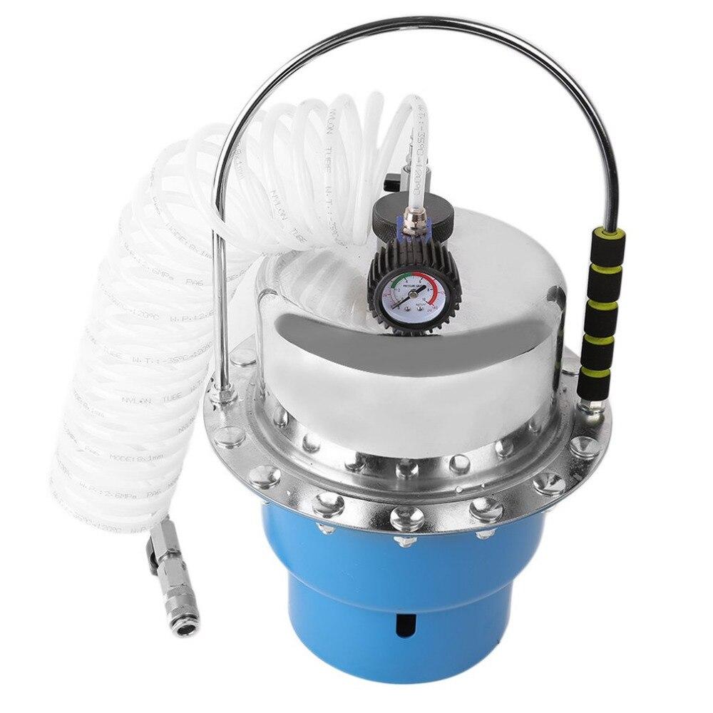 Design pratico Auto Pneumatico Olio Freno di Ricambio Strumento di Freno Idraulico Strumento di Apparecchiature di Riempimento del Liquido Dei Freni CALDA