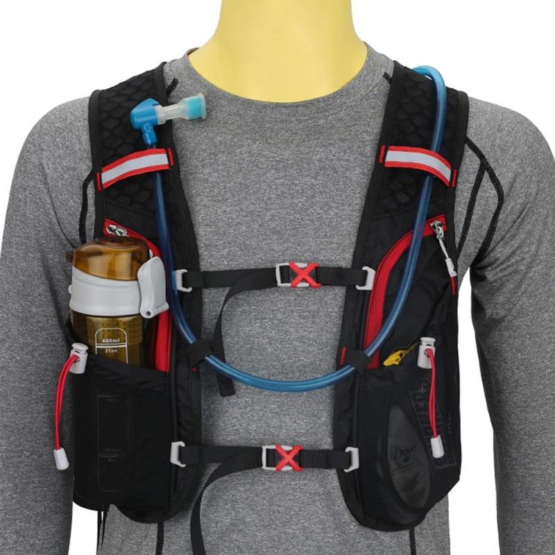 8d9251096df7 5L бег гидратации рюкзак для женщин мужчин бег спортивный Trail марафон  сумка также Велоспорт без воды - a.otong.me