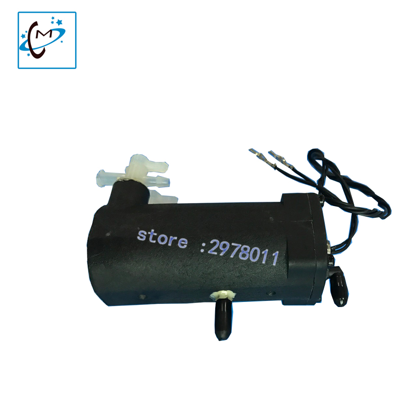 Hot sale!!!  Flora LJ-320P / LJ-3204P / LJ-3208P large format Printer Plastic ink sub tank spare part hot sale single dx5 ink pump assembly for flora versacamm leopard large format printer machine