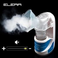 ELARA Health Care Asthma Inhaler Medical Mini Handheld Automizer Children Adult Care Inhale Nebulizer Home Ultrasonic