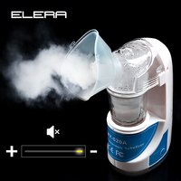 ELERA Health Care Asthma Inhaler Medical Mini Handheld Automizer Children Adult Care Inhale Nebulizer Home Ultrasonic
