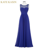 Lace Prom Dresses Long Royal Blue Green Black White Evening Dress With Stones Vestido De Festa