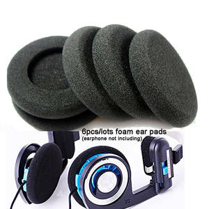 Earphone Ear-Pads Replacement Soft-Foam-Cushion Koss Porta-Pro PX100 for 6pcs/Lots PP