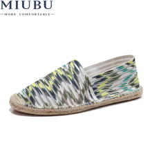 цены MIUBU Brand 2019 Spring Women New sneakers Autumn Soft Comfortable Casual Shoes Fashion Lady Flats Female shoes