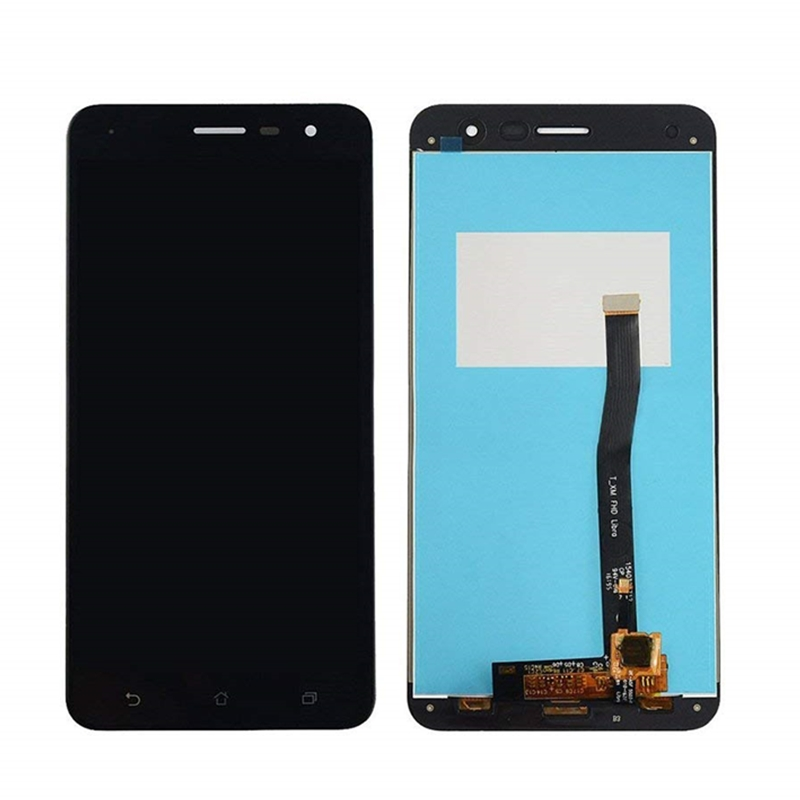For <font><b>ASUS</b></font> <font><b>ZenFone</b></font> <font><b>3</b></font> <font><b>ZE552KL</b></font> <font><b>LCD</b></font> <font><b>Display</b></font> Touch Screen Digitizer Assembly Replacement For Z012D ZO12DC Z012DA Mobile Phone <font><b>LCD</b></font> image