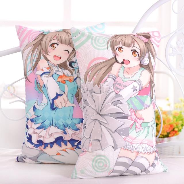 Aliexpress Com Buy Japanese Anime Love Live Minami Kotori Hugging Body Back Pillow