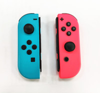 Original Red And Blue Wireless Bluetooth Joy Con Controller For Nintend Switch NS Switch Console
