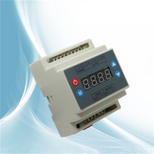 DMX302 DMX triac dimmer led brightness controller AC90-240V 50Hz/60Hz high voltage 3 channels 1A/channel Free Shipping(China (Mainland))