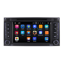 Android 7.1.2 System Car DVD Player for VW TOUAREG, VW T5 Multivan with GPS Navigation Car Multimedia Player