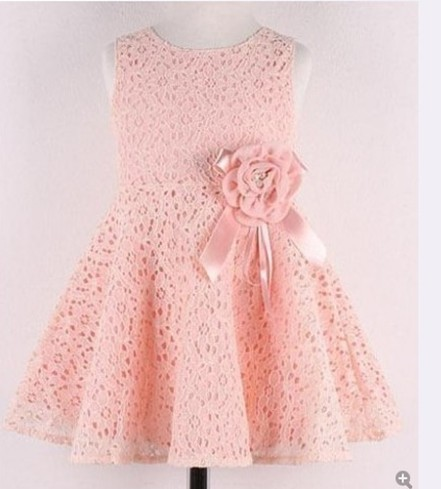0ec71b32c80 WB623 summer lace casual girl dress cute fashion girl party children  clothes vestido meninas baby dress