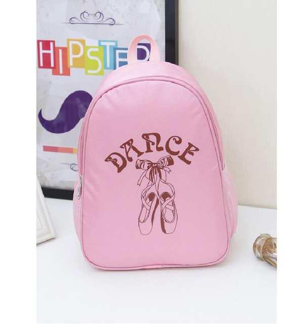 0553004e927b Online Shop Pink Rose Blue Waterproof Canvas Ballerina Dance Ballet ...