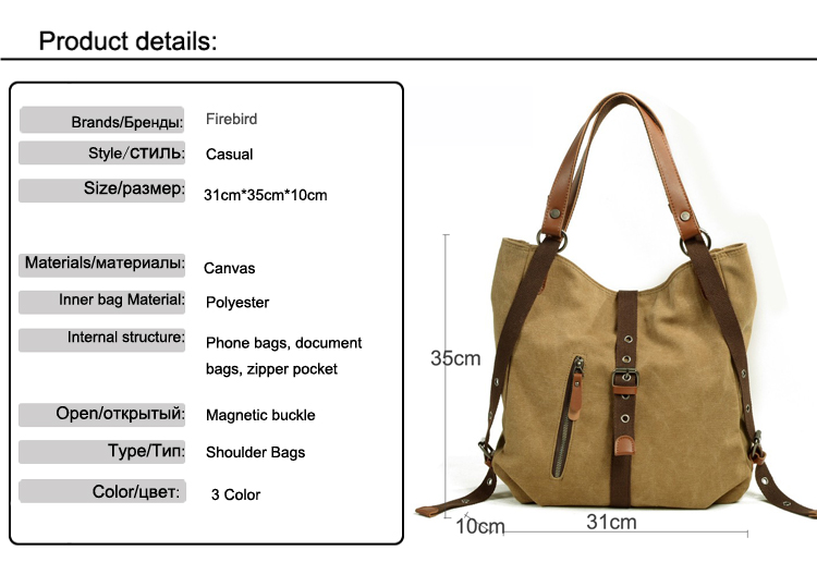 Good Quality Handbag Canvas Bag Female Shoulder Women Messenger Bags Multifunction Free Shipping