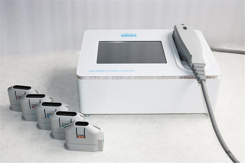 Medical Grade Face Lift Machine Wrinkle Removal With 5 Heads For Face And Body CE