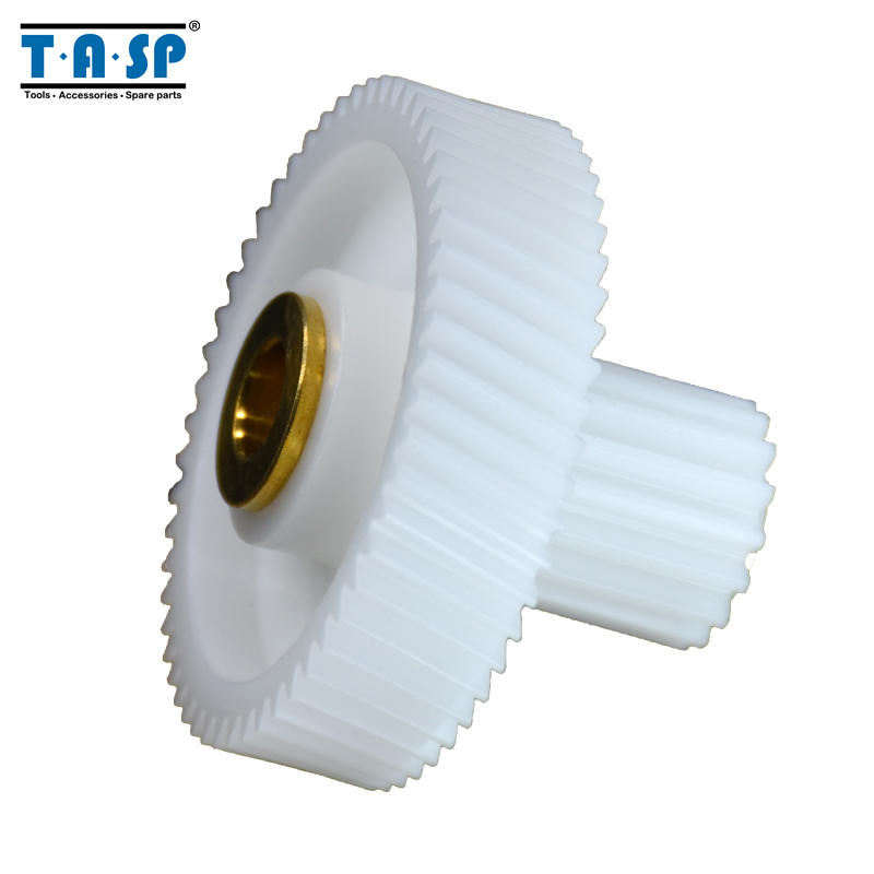 2pcs Gears Spare Parts For Meat Grinder Plastic Mincer Wheel MYW-10 For POLARIS VITEK Supra Panasonic Scarlett Liberton Maxwell