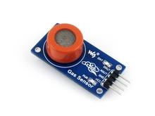 Waveshare MQ-3 Alcohol Ethanol Gas Sensor Module Gas Detector Sensor Alcohol Detection Sensor for STM32 Raspberry pi