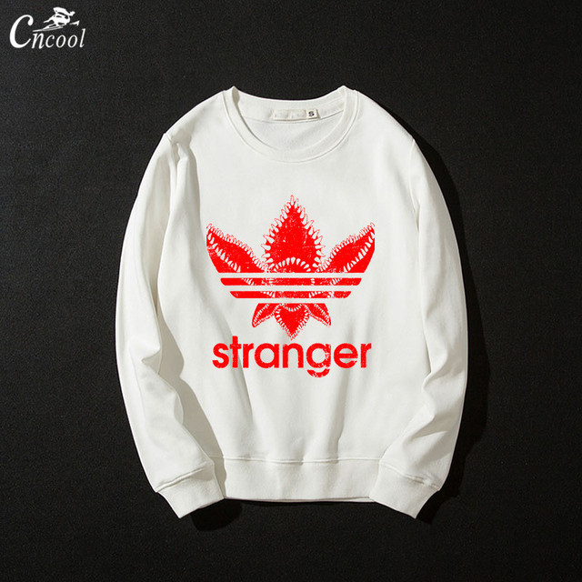 7832e663 Cncool 2018 New Man's Sweatshirts American drama Stranger things print  Hoodies foreign trade Hot selling men's