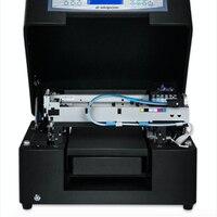 Fabriek groothandel prijs digitale drukmachine flatbed solvent printer a4