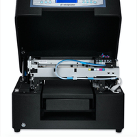 factory wholesale price digital printing machine flatbed solvent printer a4 size