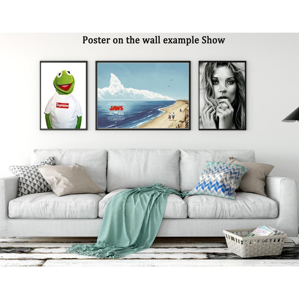 FX1360 Hot Game Bioshock Infinite Booker Video Gaming Classic Custom Poster Art Silk Light Canvas Home Room Wall Printing Decor 1