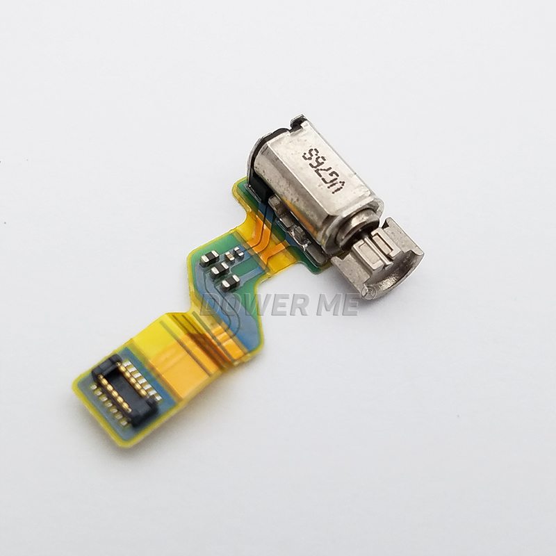 Dower Me Vibrator Buzzer Flex Cable For SONY Xperia XZ Premium G8141 G8142 XZP Replacement
