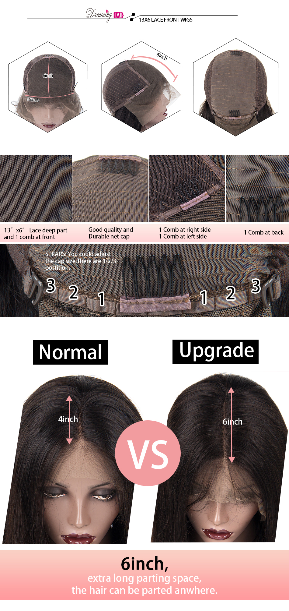 HTB1UGDpauH2gK0jSZFEq6AqMpXa5 Highlight 13x6 Deep Part 1B 27 Ombre Honey Blonde Brazilian Straight Hair Lace Front Human Hair Wigs Pre Plucked With Baby Hair