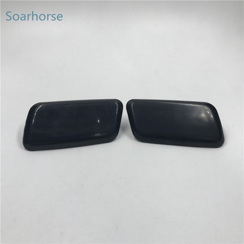 Soarhorse for Nissan Teana J31 2006 2007 front bumper Headlight washer spray nozzle cover Headlamp water cap