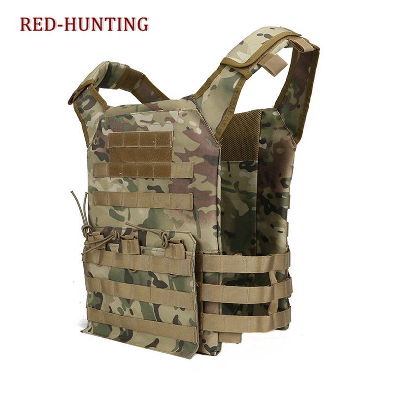 Plate In Us17 Game Black Body Green Hunting Genuine 30Off Tactical 5 multicam Material Military Carrier Vest Airsoft Ranger Armor E29HDI