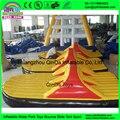 2016 Nueva inflable tubo inflable fly fish barco zapato volando vuelo manta ray