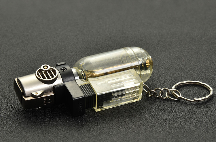 Portable Spray Gun Welding Torch Lighter Key Ring With Turbo 1300 C Windproof Fire Starter Outdoor 9
