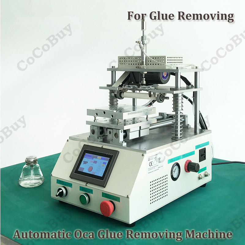Novecel-Fully-automatic-OCA-glue-removing-machine-touch-screen-lcd-glue-remover-for-mobile-phone-refurbish (4)