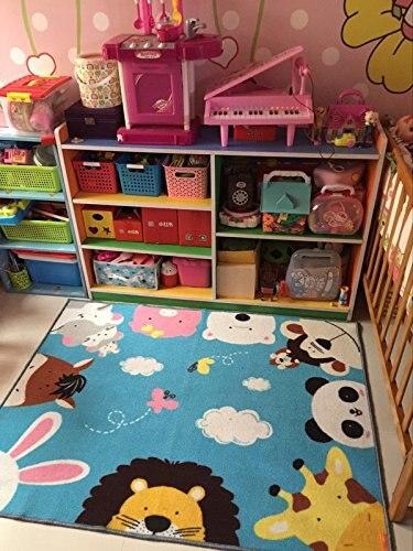 Ausgezeichnet Kinderzimmer Teppich Zoo Bilder - Die besten ...