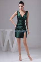 free shipping 2014 new design kim kardashian dresses hot sale v-neck custom size/color luxury real photo short Cocktail Dresses