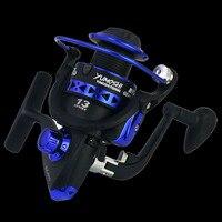 YÜRÜYÜŞ BALıK Profesyonel Balıkçılık Tekerlek 13 BB 5.1: 1 hız reatio İplik balıkçılık reel değiştirilebilir sol/sağ kolu tekerlek