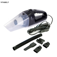 120W Car Vacuum Wet And Dry Vacuum Cleaner Portable Home Air Purification Processor