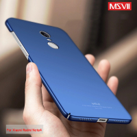 MSVII For Xiaomi Redmi Note 4 Global Case For Xiaomi Redmi Note 4X Case Ultra Thin Full Protection Frosted PC Hard Back Cover