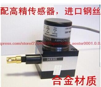 Канатная веревка датчик перемещения кодер кабель кодер Кабель датчик кабель рулетка