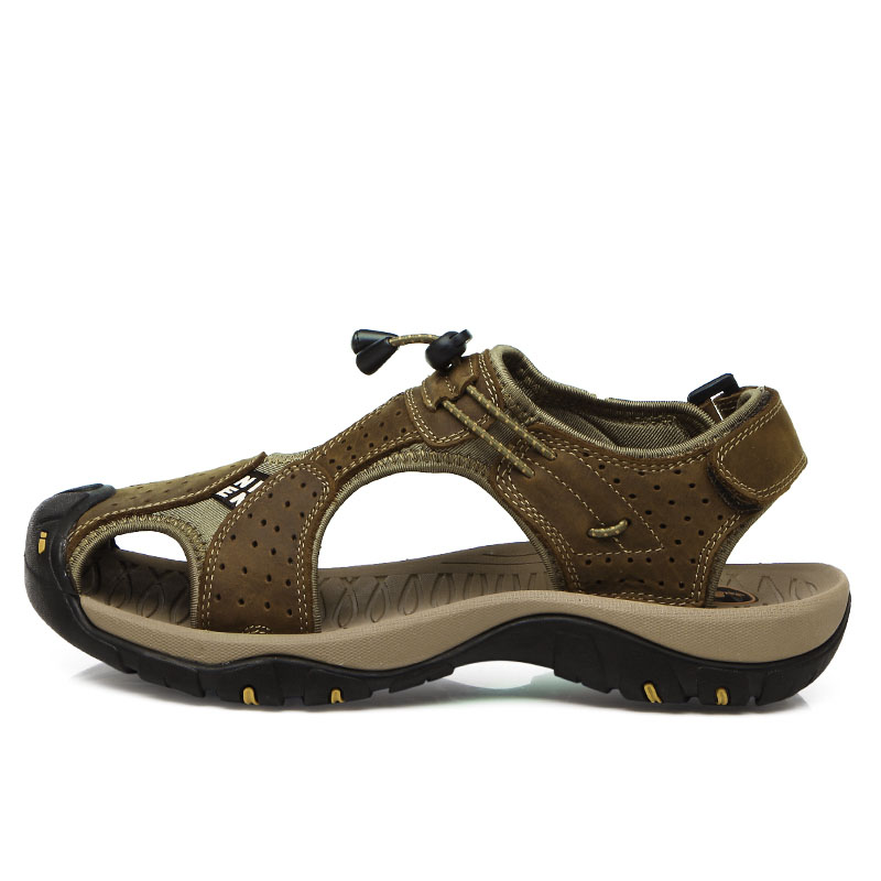 Sneakers Breathable Hiking Shoes Big Size Women Outdoor Men Trekking Trail Leather Sandals X