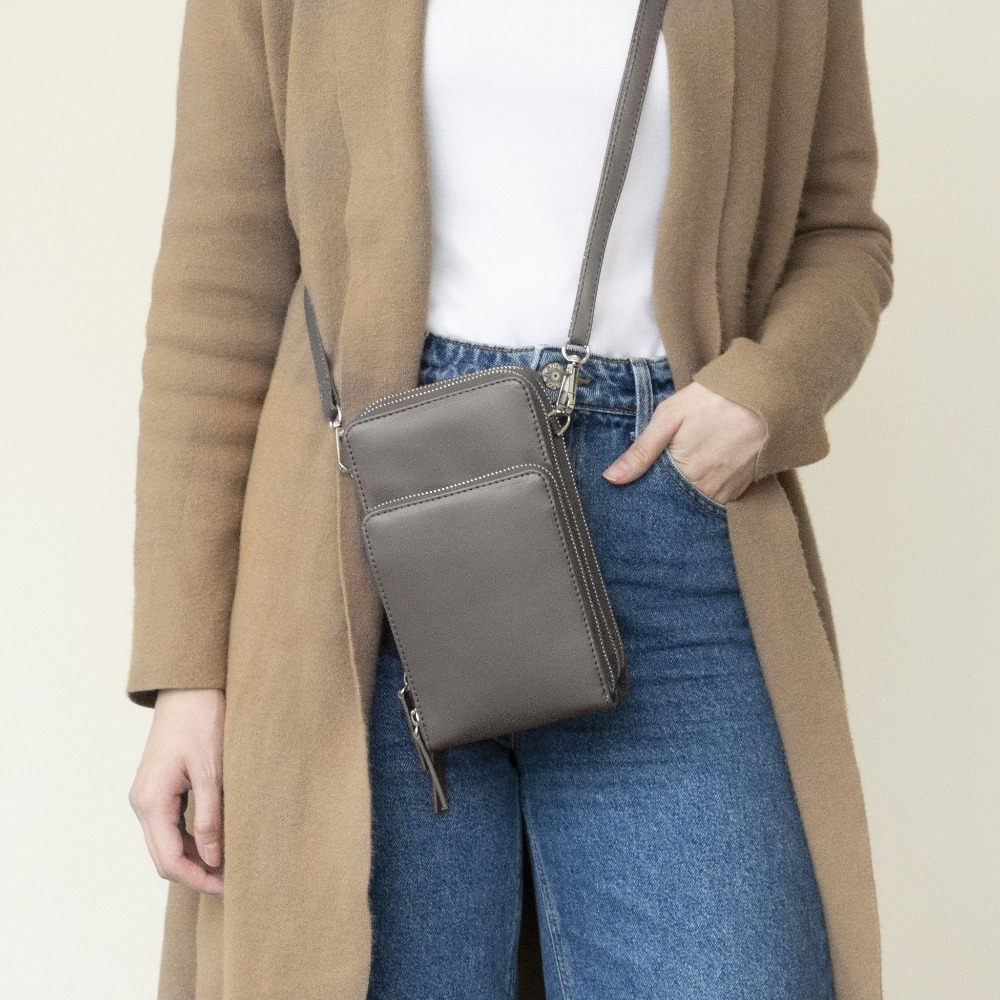 Crossbody Cell Phone Shoulder Bag Arrival Cellphone Bag Fashion Daily Use Card Holder Mini Summer Shoulder Bag for Women Wallet 15