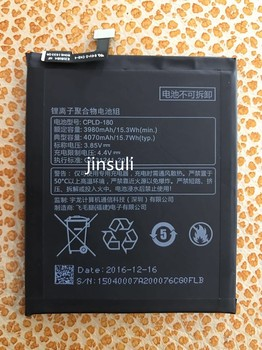 CPLD-180 Battery For Coolpad LeEco Cool Changer S1 C105-8 C105-6 Mobile phone Rechargeable Li-polymer Batteries 3980mAh In stoc