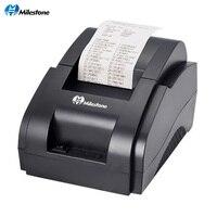 Milestone Thermal Printer MHT 58IIH Shop Hospital Supermarket Restaurant Support Cheap 58mm Width USB Port Receipt Printer|Printers|Computer & Office -