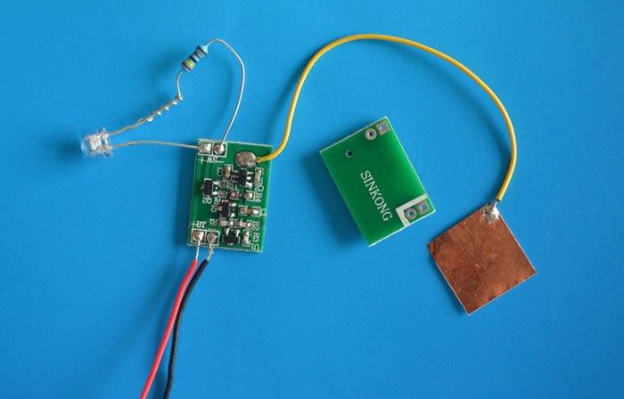 Brazil Touch switch circuit diagram ; sensor switch brands ...